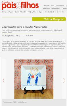 [Junho   2014 ] Site Familia Pais & Filhos