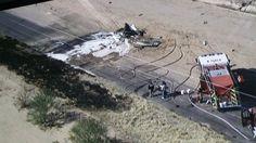 PHOTO Small plane has crashed near Maricopa, Arizona. @FOX10Phoenix http://www.fox10phoenix.com/news/arizona-news/84847183-story