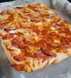 Hawaiian Pizza, Pepperoni, Gluten, Cheese, Food, Essen, Meals, Yemek, Eten
