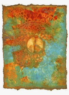 Really should get gelli plate out. Greene Earth Originals: Gelli printing guest post #2 Juna Biagioni