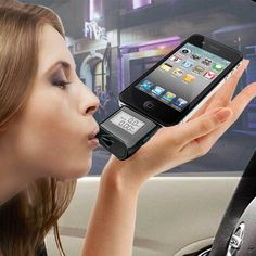 Alcoholtester Smartphone