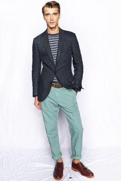 J.Crew Spring 2012 Menswear Fashion Show