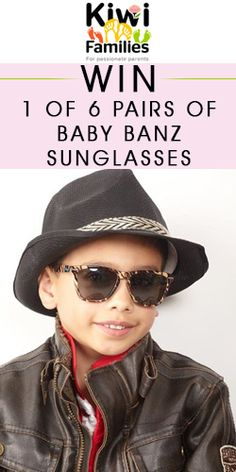 Get in to 1 of 6 Pairs of Baby Banz Mirrored Sunglasses, Competition, Pairs, Summer, Baby, Style, Swag, Summer Time, Baby Humor