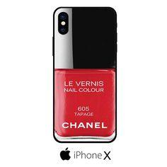 Chanel Nail Polish Tapage IPHONE X