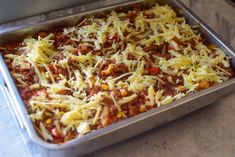 Gladkokkens Tacogryte - Skapt for å deles! Tex Mex, Pasta Salad, Macaroni And Cheese, Cabbage, Tacos, Dinner Recipes, Food And Drink, Lunch, Baking