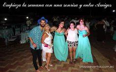 Celebra tus Eventos en la Playa.   Contactos al: info@playaseventos.com.ec o Ofc. 5024726 - Whatsapp 09-99482948