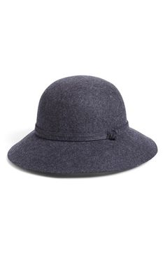 Free shipping and returns on Nordstrom Wool Bow Floppy Hat at  Nordstrom.com. A 49b681597c28