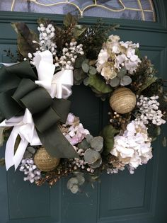 Wreaths by Cherie on Facebook - please come see my page - this is only $63