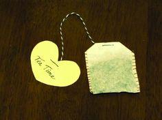 DIY Tea Bag Tutorial 6