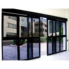 Portas automáticas de vidro, vendas e instalação