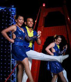 Colombian Footwork SF Salsa Congress 2012 Performance #salsa #salsadancing #spartanmambo