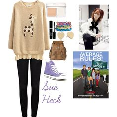 The Middle Sue, Frame Denim, Christian Dior, Denim Converse, Polyvore, Kate Spade, Stuff To Buy, Outfits, Shopping