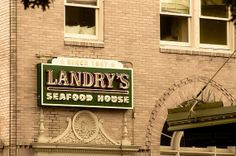 Landrys SeaFood  San Antonio Restaurant Icon  by RichardandPatty, $15.00 Landry's is an old San Antonio icon restaurant where people have been eating for years. The food they serve is outstanding.