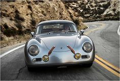 "Emory Motosports are specialists in customising the Porsche 356s since the late 1980s. The timeless model was taken out of production in 1956 but has since remained a favorite of car collectors worldwide. Dubbed the Outlaw"", this modern take on the"