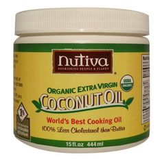 Nutiva Organic Virgin Coconut Oil,15 Ounce (Pack of 4) * Haven't you heard that you can find more discounts at this image link: at baking desserts recipes.