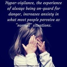 Hypervigilance Complex PTSD