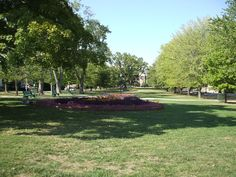 Cookeville, TN : Tennessee Tech: The Quad