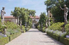 giardini di palazzo corsini al prato, firenze