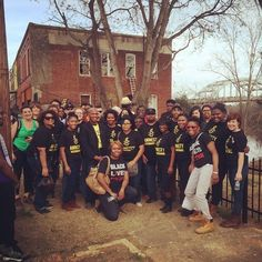 Thank you to the Amnesty crew for putting this together! #Selma50 | I was there | MyNaturalReality