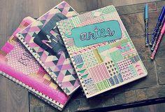 Planitllas Cuadernos