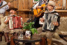 Por Dentro... em Rosa: Irmãos Machado : talentos da música gaúcha