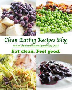 Clean Eating Recipes // Clean Eating Meal Plans // Clean Eating Diet Plan // Clean Eating Dinner Ideas #cleaneating #eatclean #healthyrecipe