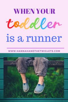 When your toddler is a runner, even simple outings can be super stressful and anxiety-inducing. Read about my experiences with my son and how I coped. #hannahandthetwiglets #toddlers #parenting #toddlersrunning Kids Behavior, Child Behaviour, How Do You Stop, Attachment Parenting, Gentle Parenting, How To Run Faster, Funny Stories, How I Feel, Toddlers