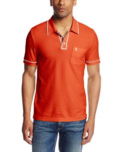 4208e742e4d Original Penguin Men s Earl Polo Shirt at Amazon Men s Clothing store