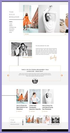 67 New Ideas For Design Website Layout Templates Wordpress Theme Design Websites, Site Web Design, Website Design Company, Web Design Tips, Fashion Website Design, Modern Web Design, Clean Web Design, Site Portfolio, Portfolio Website Design