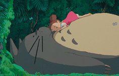 寝る トトロ ジブリ gif jpsleep totoro ghibli gifs say Manga Anime, Anime Guys, Anime Art, Manga Girl, Studio Ghibli Art, Studio Ghibli Movies, Mei Totoro, Personajes Studio Ghibli, My Neighbor Totoro