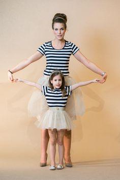 Süßer Tüllrock für Prinzessinnen, Mutter-Tochter-Outfit, Sommer / cute tulle skirt, summer outfit made by Smallbig via DaWanda.com