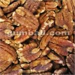 Chipotle Pecan Halves- 20 lbs
