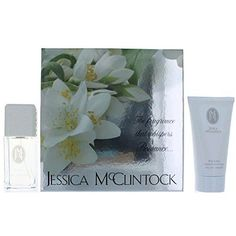 Jessica Mcclintock By Jessica Mcclintock For Women. Gift Set (eau De Parfum Spray 3.4 Oz+ Body Lotion 5.0 Oz) - http://www.theperfume.org/jessica-mcclintock-by-jessica-mcclintock-for-women-gift-set-eau-de-parfum-spray-3-4-oz-body-lotion-5-0-oz/