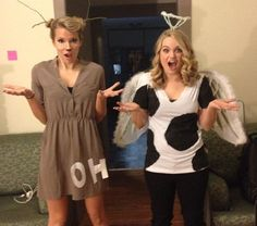 70 Mind-Blowing DIY Halloween Costumes For Women