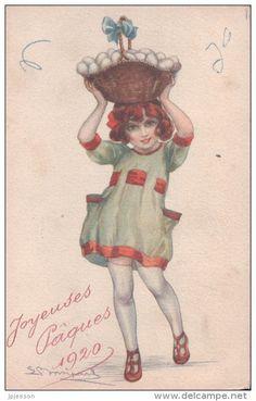 Postcards > Topics > Illustrators & photographers > Illustrators - Signed > Bompard, S. - Delcampe.net