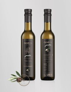 Extra Virgin Olive Oil (Student Project) on Packaging of the World - Creative Package Design Gallery