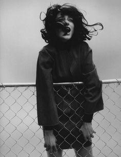 Tatiana Cotliar by Benny Horne for Oyster #98