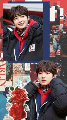 Baby Park, We Bare Bears, Kpop, My Darling, Cool Wallpaper, Red Hair, Boy Groups, Boys, Girls