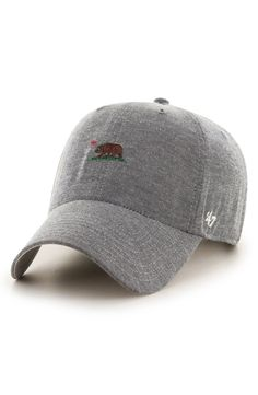 4f1b1b35eaad4 47 Brand 47 Brand Cali Bear Baseball Cap available at  Nordstrom Urso Da  Califórnia