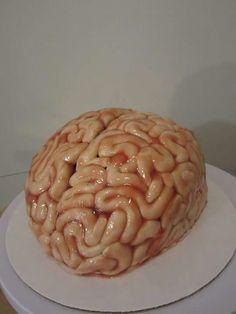 Brain smash cake www.baileyslittlebakeshop.com