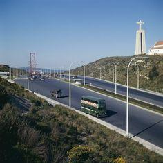 Portagem da Ponte Salazar, Pragal (A. Pastor, 1973)
