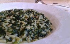 Riso e spinaci http://blog.giallozafferano.it/chiodidigarofano/riso-e-spinaci