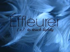 Pronunciation: [eflœʀe], ey-fluhr-ey