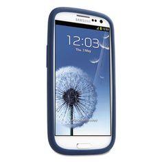 Soft Case For Samsung Galaxy S3, Blue