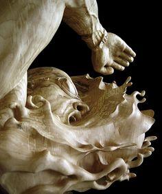 Arte pra quem é de escultura de madeira | IdeaFixa