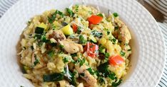 Risotto, I Foods, Healthy, Ethnic Recipes, Health