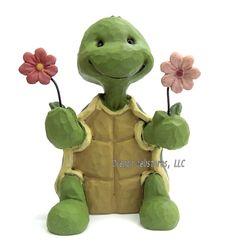 sitting turtle