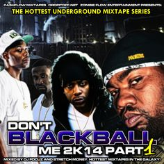DJ FOCUZ MIXTAPES: DONT BLACKBALL ME 2K14 PT. 1