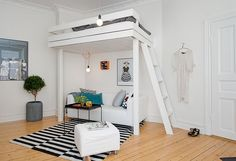 www.NordicDays.nl -- by Flor Linckens: Decorating Tips for Small Apartments