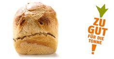 Zu gut für die Tonne! Eine Kampagne des Bundesministeriums für Ernährung, Landwirtschaft und Verbraucherschutz.